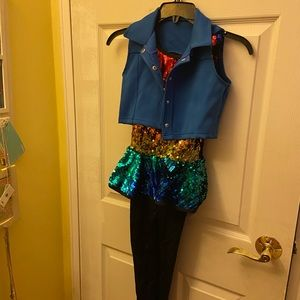 Dance costume Medium Child's